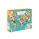 Janod 200 PC 3D EDUCATIONAL PUZZLE THE DINOSAURS