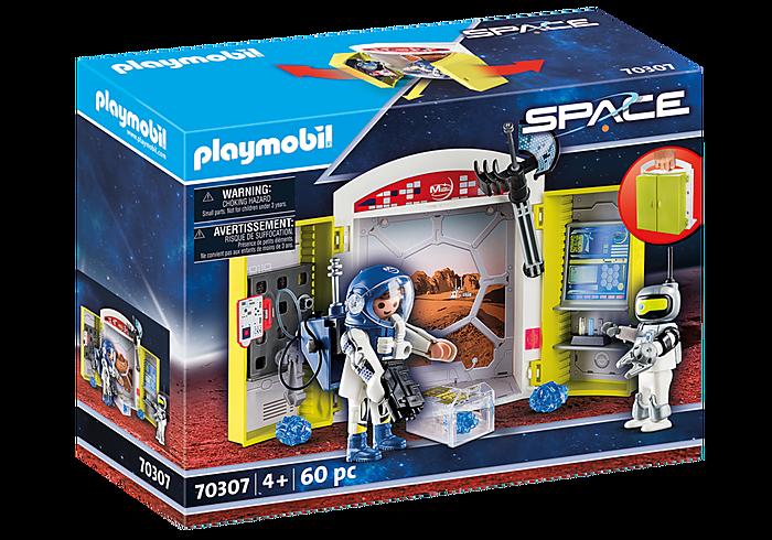 Playmobil COFFRE BASE SPATIALE