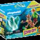 Playmobil Playmobil ScoobyDoo Scooby et Sammy