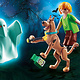 Playmobil SCOOBY-DOO! Scooby and Shaggy with Ghost