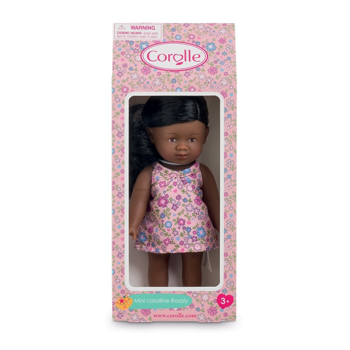 Corolle corolle mini poupée rosaly