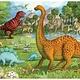 Ravensburger Dinosaur Pals Floor Puzzle 24 pieces