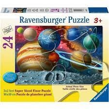 Ravensburger STEPPING INTO SPACE 24P
