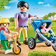 Playmobil Playmobil 70284 Mother with children