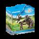 Playmobil PLAYMOBIL GORILLE AVEC SES PETITS 70360