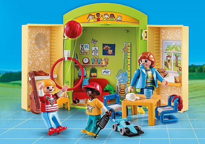 Playmobil PLAYMOBIL 70308 Preschool Play Box