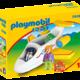 Playmobil PLAYMOBIL 123 - AVION AVEC PILOTE ET VACANCIERE