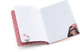 Djeco Fedora Notebook by Djeco
