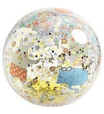 Djeco ballon plage kawai