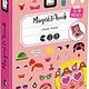 Janod MagnetiBook Crazy Face Fille