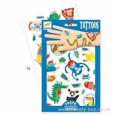 Djeco Djeco Tattoos Museaux