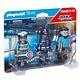 Playmobil Police Figure Set