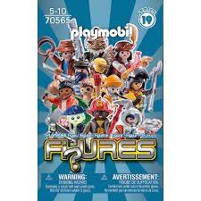 Playmobil Playmobil 70565 Figurine Bleu