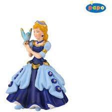 princesse oiseau bleu