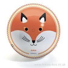 """Djeco Djeco : 1 Ball / Bear and Foxes 9"""""""