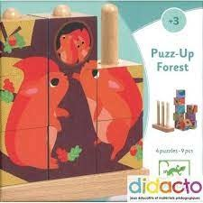 Djeco Puzz-up - Forest