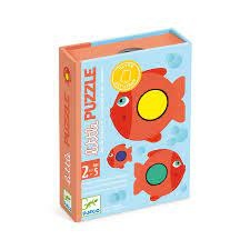 Djeco Little Puzzle Card Game