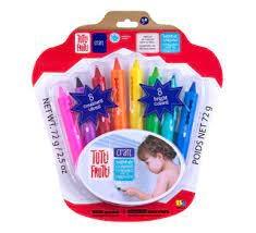 Tutti Frutti tutti frutti crayons pour le bain