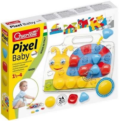 Quercetti Quercetti - Fantacolor Pixel baby basic