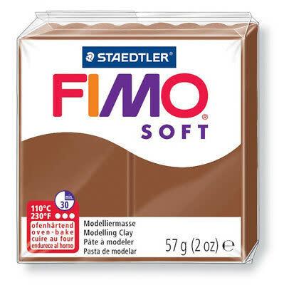 staedtler Fimo Soft Modelling Clay 2oz. Caramel