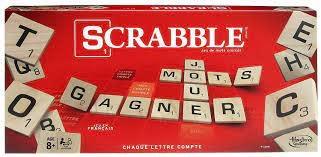 Hasbro Scrabble Fr.