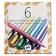 Djeco DJeco 08870  6 metallic markers