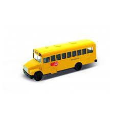 Playwell School Bus