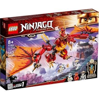 Le dragon de feu de kai