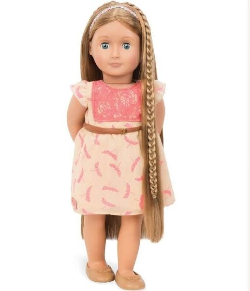 Our Generation OUR GENERATION 743BD31073 - Portia Deluxe Doll