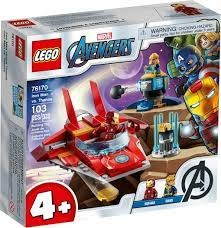 Iron Man vs. Thanos