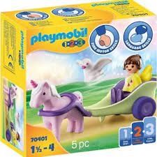 Playmobil Unicorn Carriage with Fairy