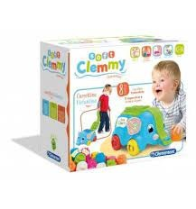 Clementoni CLEMENTONI Clemmy Elephant Wagon