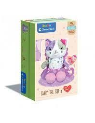 Clementoni CLEMENTONI Dancing Cat plush toy