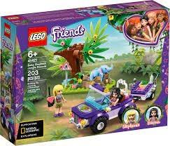 LEGO Friends Baby Elephant Jungle Rescu