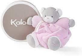 Kaloo PLUME - MEDIUM PINK BEAR