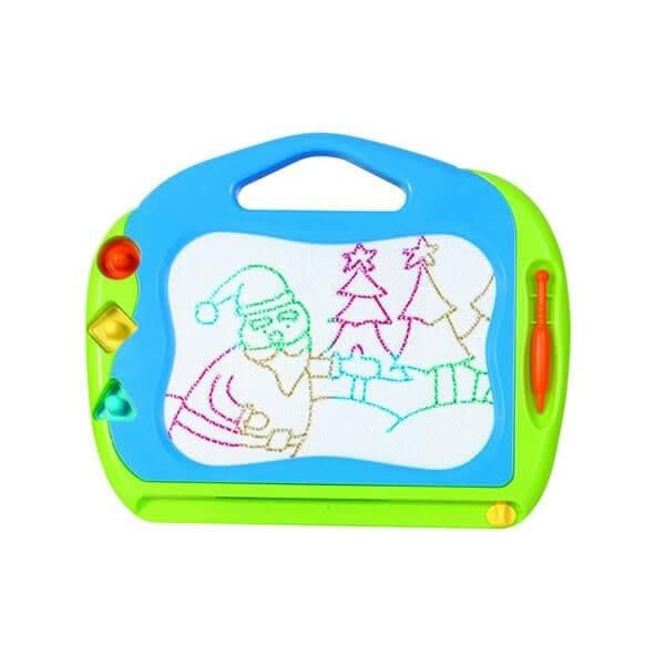 Playwell Colour Magnetic Drawing Board