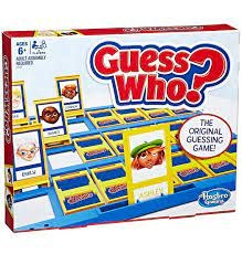 Hasbro GuessWho Le jeu