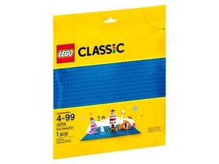 lego 10714 Blue Baseplate