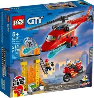 60281 L'helicoptere de secours