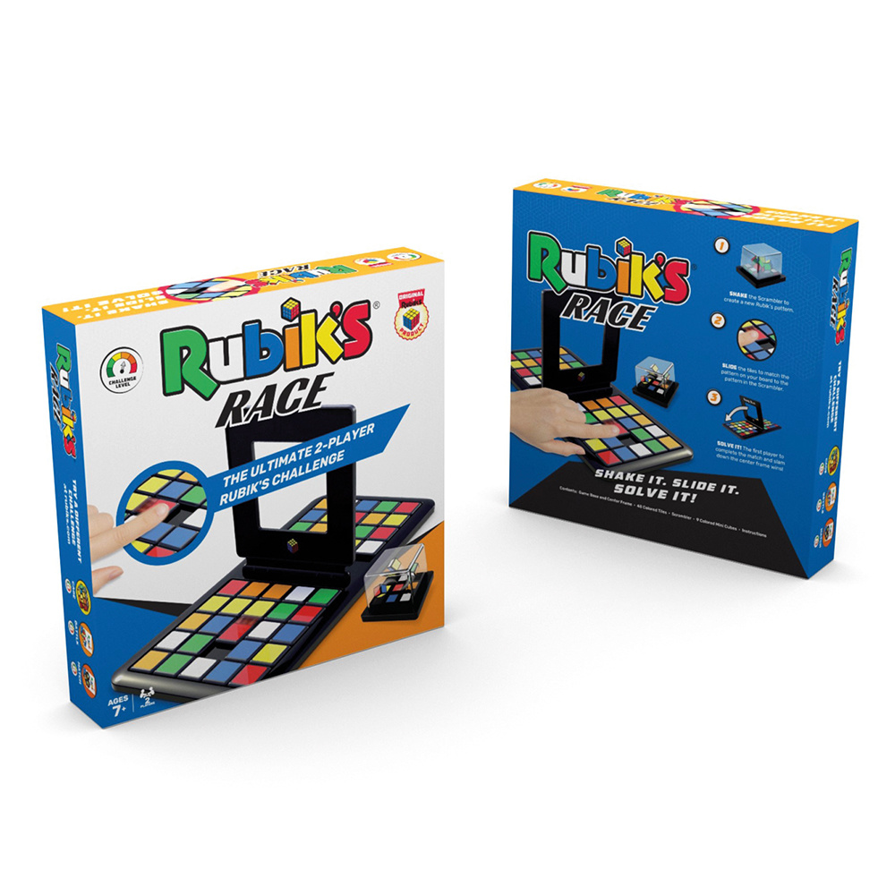 Spin Master Game Rubik's race