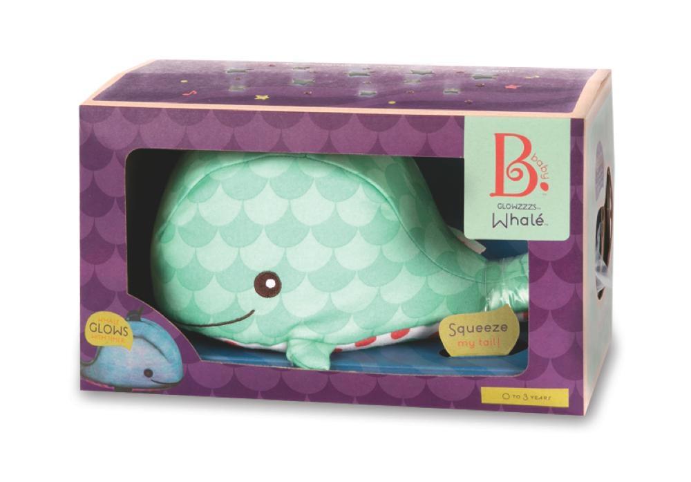 B.Toys B.Baby - Whalé™ Glow Zzzs