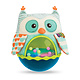 Battat B.Baby - Soft Roly-Poly Owl Be Back