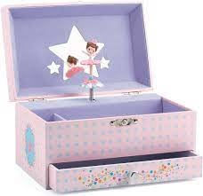 Djeco The Ballerina's Tune Musical Box by Djeco