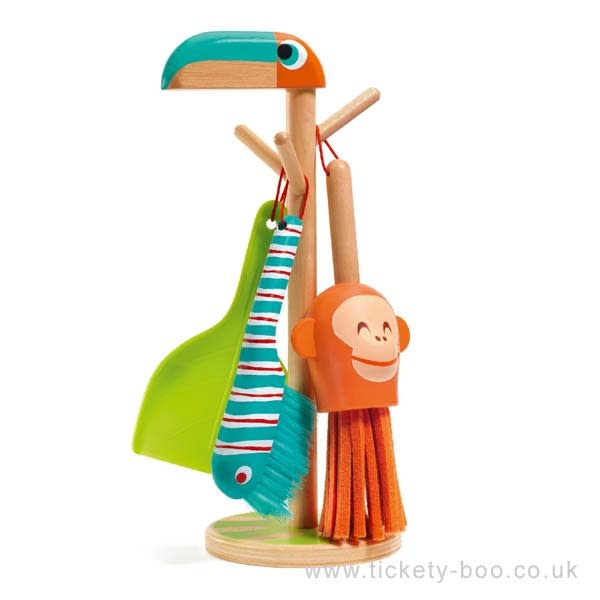 Djeco Mister Clean Play set