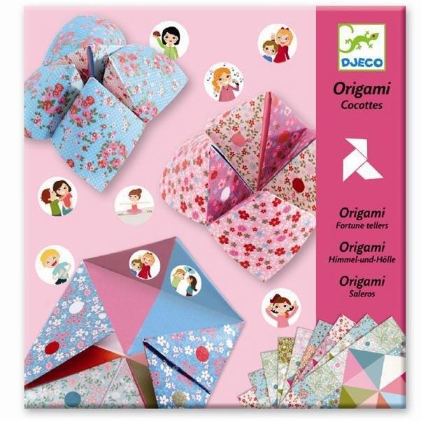 Djeco Djeco Origami Fortune Teller