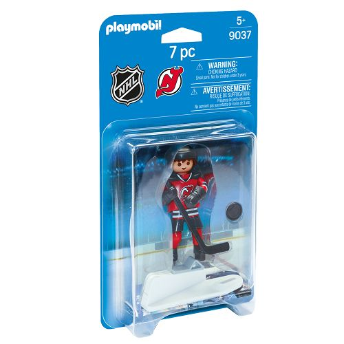 Playmobil Playmobil 9037 NHL New Jersey Devils Player