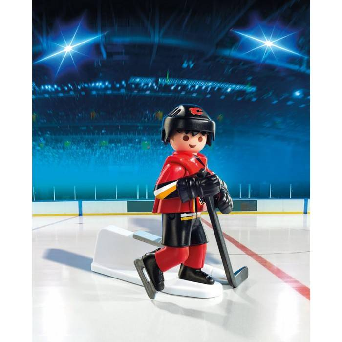Playmobil Playmobil 9025 NHL Calgary Flames Player
