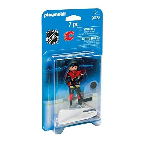 Playmobil Playmobil 9025 Joueur des Flames de Calgary LNH