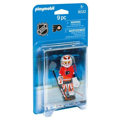 Playmobil Playmobil 9032 NHL Philadelphia Flyers Goalie