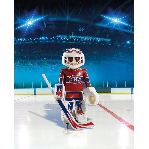 Playmobil Playmobil 5078 NHL Montreal Canadiens Goalie